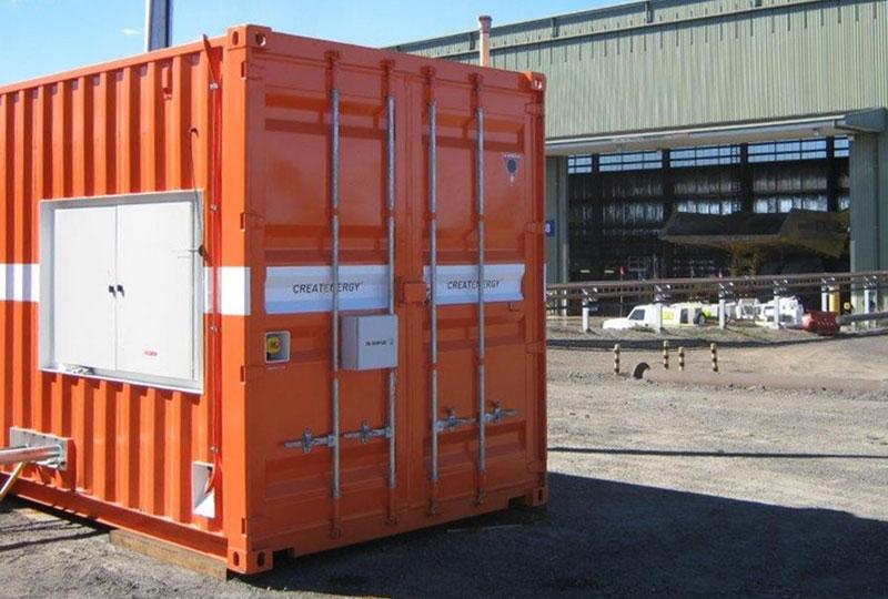 CREATENERGY container